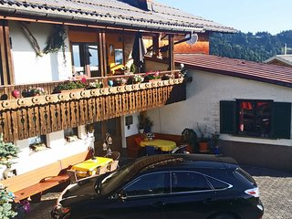 Vintage Holiday Home in Vorarlberg near Ski Area