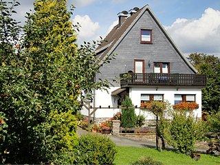 Comfortable Apartment in Langewiese Sauerland with private garden