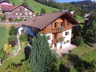Charming Mansion near Ski Area in Bürserberg