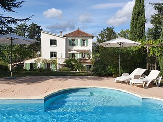Spacious Villa with Private Pool in Bédarieux
