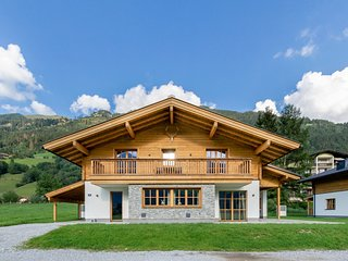 Beautiful Chalet in Bad Hofgastein with Sauna