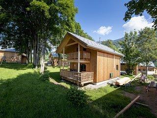 Modern Wooden Chalet in Sankt Georgen ob Murau near Ski Lift