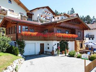 Sunny Mountain View Apartment in Kaunerberg