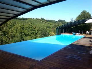 Spacious Holiday Home in   Asti Italy with Pool