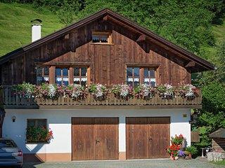 Welcoming Holiday Home in Ski Area in Bürserberg