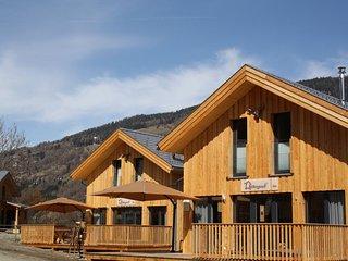 Stunning Chalet near Ski Area in Sankt Georgen ob Murau