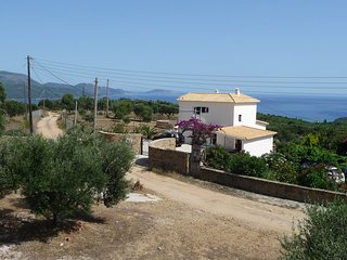 Beautiful Villa in Kamaria Peloponnese with Private Pool