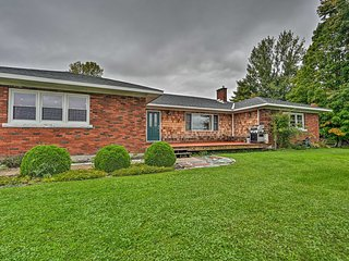 NEW! Family House on Lake Champlain Waterfront!