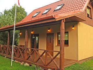 Cozy Holiday Home In Kopalino With Garden