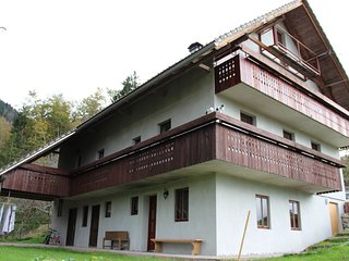Nice holiday home in beautiful, natural surroundings, 6km from Bled