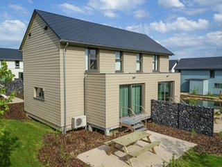 Luxury villa with terrace in heart of the beautiful Ardennes