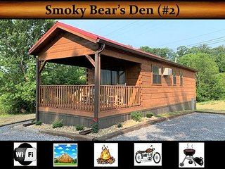 Smoky Bear's Den (#2)