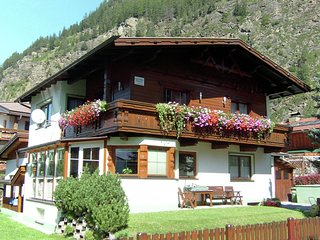 Modern Apartment in Langenfeld Tyrol near Ski Area