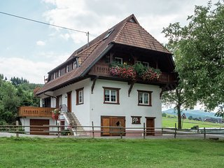 Cozy Farmhouse in Oberharmersbach near Forest