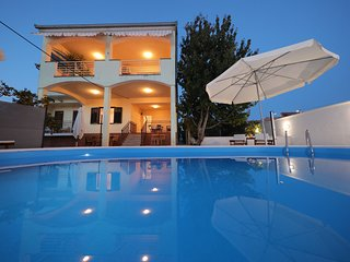 Luxury Apartment - Villa with private swimming pool and nice covered terrace