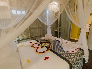 Fragrance Rice 1-BR in the heart of Ubud Center and Close Yoga Barn