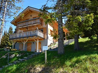 Magnificent Chalet in Sankt Stefan With Private Sauna