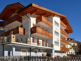 Spacious Apartment near Ski Area in Vigo di Fassa