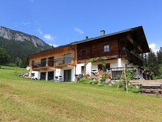 Attractive Apartment in Itter Tyrol with terrace