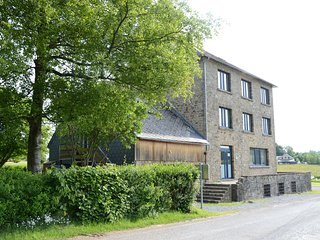 Beautiful rural building magnificently situated in the heart of a tourist area.