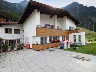Spacious Apartment in Langenfeld Austria near Otz Valley Alps