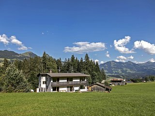 Modern Villa with Pool and Sauna near Hopfgarten-Westendorf