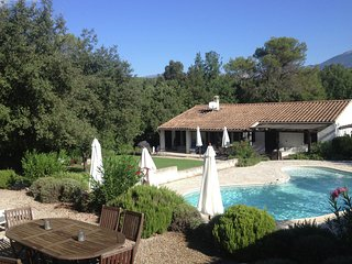 Serene Villa in Valbonne with Private Swimming Pool