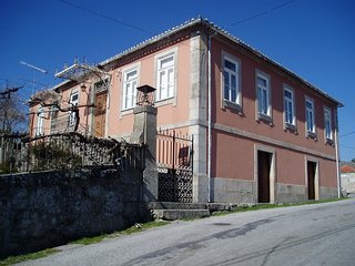Detached Mansion in Alva with Private Garden