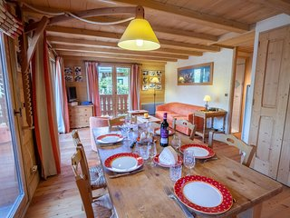 Cosy apartment 4-6 people Meribel 1600