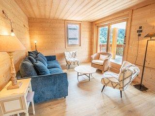 Beautiful 3 bedrooms REFURBISHED Méribel Centre