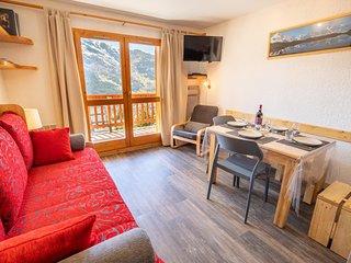 Nice refurbished apartment 5p Méribel Plateau!