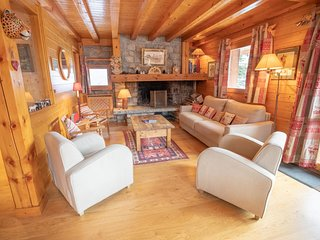 Lovely chalet 8pers. Ski-in/ Ski-out Meribel la Renarde