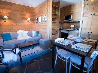 Cosy, charming Apartment 3* 100m to ski