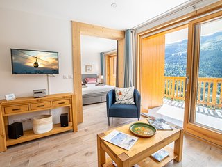 Very nice apartment 4 Pers // Magnificent view!