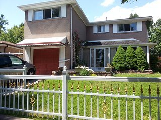 Beautiful 3 BedRms 2.5 BathRms House at Quite area in TORONTO