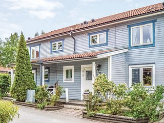Nice home in Gustavsberg w/ WiFi and 2 Bedrooms (S70129)