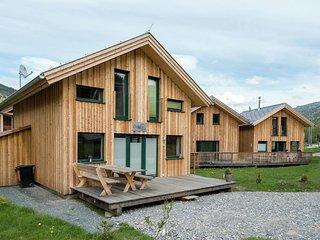 Luxurious Chalet in Sankt Georgen ob Murau with Sauna