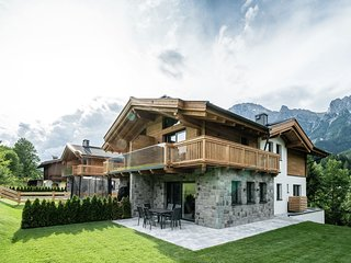 Cozy Chalet in Leogang with Sauna