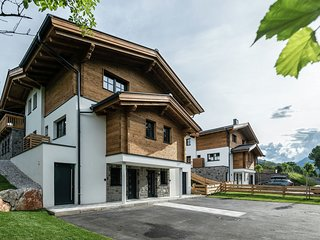 Luxury Holiday Home in Leogang with Sauna