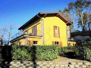 Spacious Farmhouse with Garden in Verbania