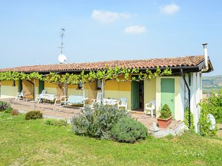 Nice and typical apartment in a farm surrounded by hills and vineyards.