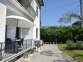 Cosy and comfortable apartment in Marina di Massa, only 900 m from the beach!