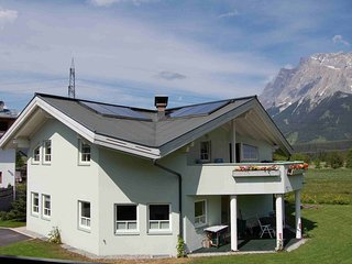 Modern Apartment in Biberwier Tyrol with Large Terrace