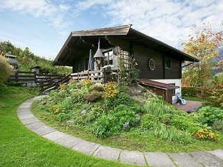 Cozy Chalet in Leogang Salzburg with Garden