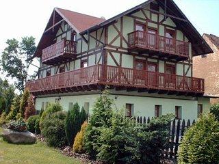 Beautiful Apartment in Hroznetin with Garden