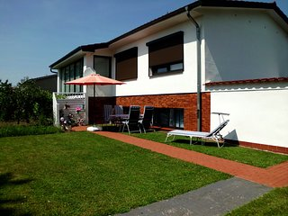 Peaceful Apartment in Klutz Germany with Sun Loungers