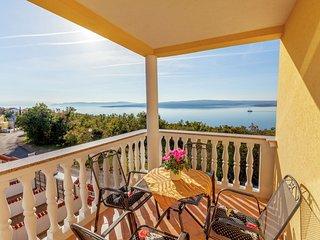 Beautiful Apartment in Dramalj Croatia with Swimming Pool
