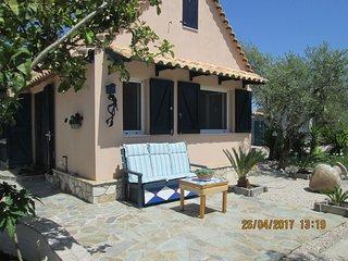 Spacious Holiday Home near Beach in Messinia
