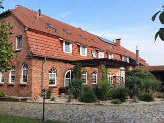 Luxurious Mansion in Grundshagen with Garden