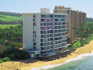 Maui Kai 807 Deluxe Oceanfront Studio, 20% OFF, NO FEES